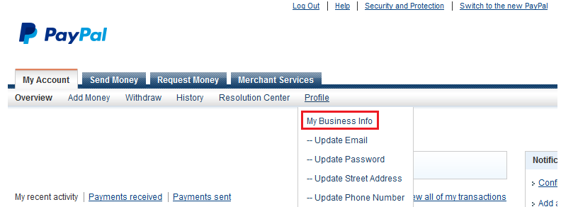 Paypal I Do Merchant Wp Plugin My - Where Find Id