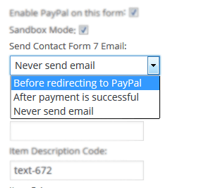 Contact Form 7 - PayPal & Stripe Add-on Pro - WP Plugin